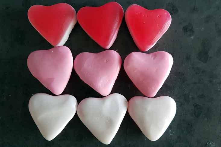 liefde op valentijnsdag